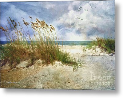 Metal Print featuring the photograph Breathe by Linda Blair