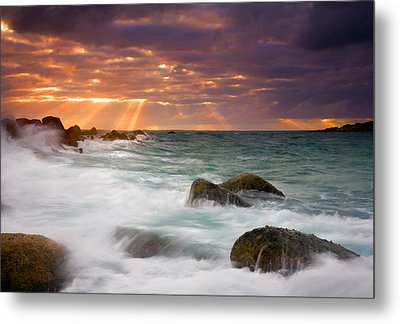 Breathtaking Metal Print by Mike  Dawson