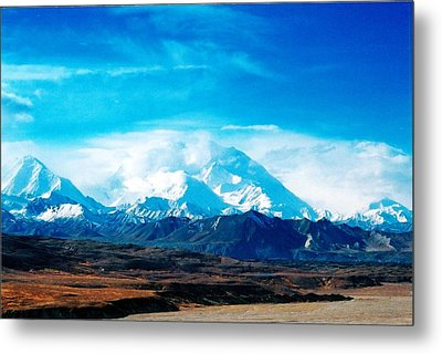 Metal Print featuring the photograph Breathtaking by Steve Godleski