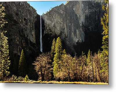 Bridalveil Fall Metal Print by Celso Diniz