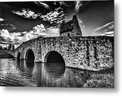 Bridge At Alabama Shakespeare Festival Metal Print by Danny Hooks