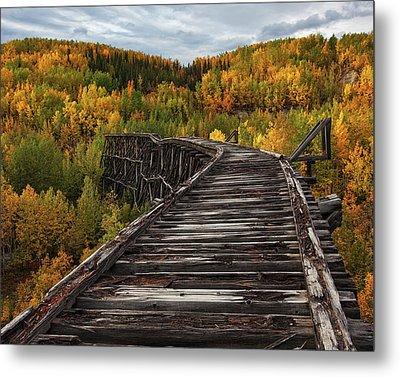 Bridge To Nowhere... Metal Print