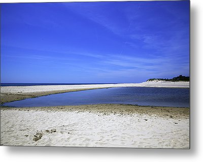 Bridgehampton Sky Metal Print