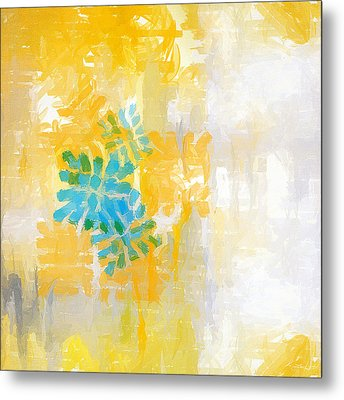 Bright Summer Metal Print by Lourry Legarde