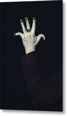 Broken Fingers Metal Print by Joana Kruse