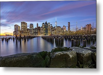 Brooklyn Park  Metal Print