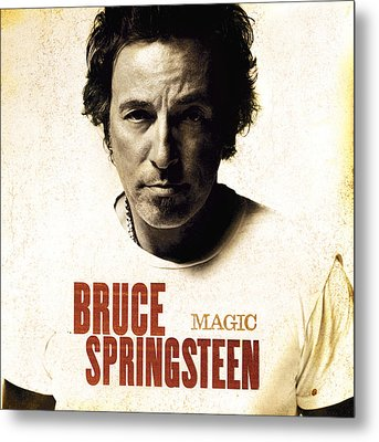 Metal Print featuring the photograph Bruce by Bruce