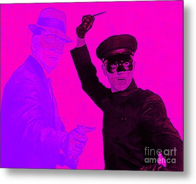 Bruce Lee Kato And The Green Hornet 20130216m88 Metal Print by Wingsdomain Art and Photography