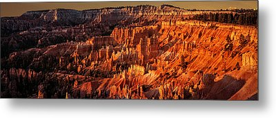 Bryce Canyon Sunrise Metal Print by R J Ruppenthal