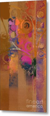 Bubble Tree - Rw91 Metal Print by Variance Collections