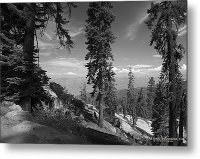 Buck Rock Fire Lookout Metal Print