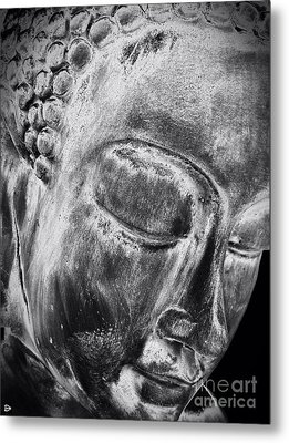 Metal Print featuring the photograph Buddha by Andy Heavens