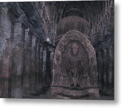 Metal Print featuring the photograph Buddha I by Russell Smidt