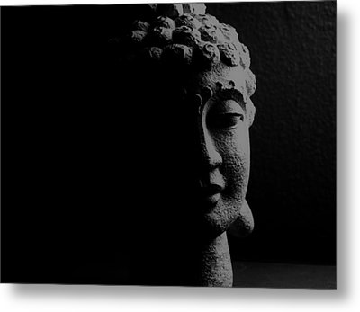 Metal Print featuring the photograph Buddha  by Jessica Shelton