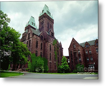 Buffalo Psychiatric Center Metal Print