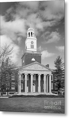 Buffalo State College Rockwell Hall Metal Print by University Icons