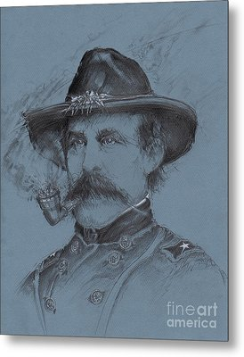 Buford's Stand Metal Print