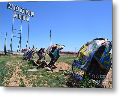 Metal Print featuring the photograph Bug Ranch by Utopia Concepts