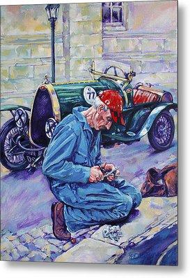 Bugatti-angouleme France Metal Print