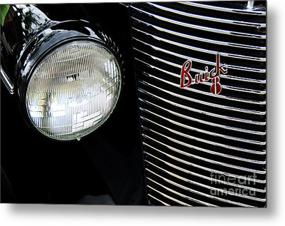 Buick 8 Metal Print by David Lawson