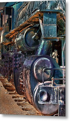Build For Comfort Not For Speed Metal Print