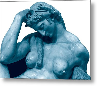 Buonarroti Michelangelo, Tomb Metal Print by Everett
