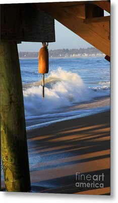 Buoy 2 Metal Print by Michael Mooney