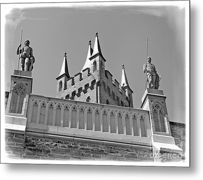 Metal Print featuring the photograph Burg Hohenzollern by Carsten Reisinger