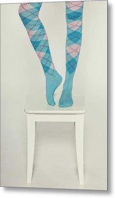 Burlington Socks Metal Print by Joana Kruse