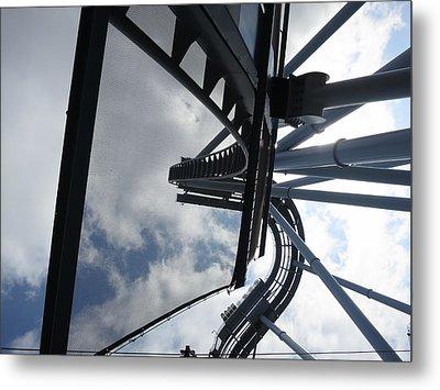 Busch Gardens - 01132 Metal Print