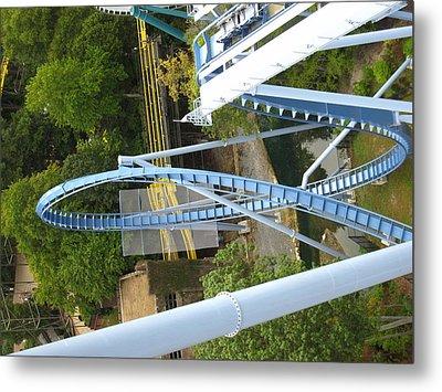 Busch Gardens - 121217 Metal Print