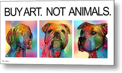 Buy Art  Metal Print by Mark Ashkenazi