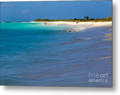 Bvi At Its Best Metal Print by Beverly Tabet