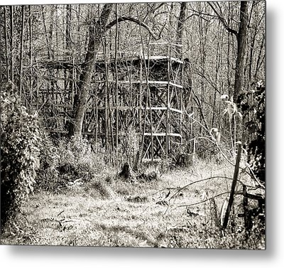 Bygone Days Metal Print by William Beuther