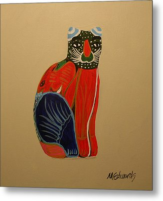 Cabo Gato Metal Print by Marna Edwards Flavell