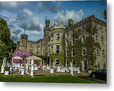 Cabra Castle - Ireland Metal Print