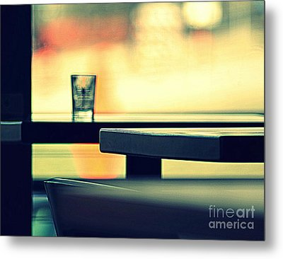 Cafe II Metal Print
