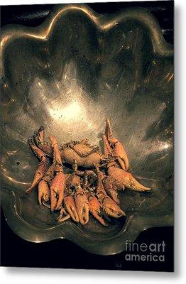 Cajun Cornucopia Metal Print by Joe Jake Pratt
