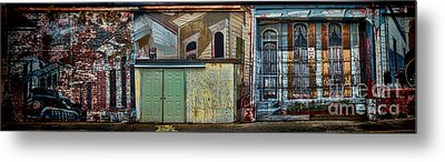 Cajun Style  Metal Print by Richard Mason