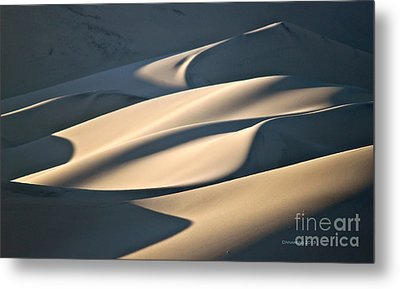 Cake Frosting Metal Print by Michael Cinnamond