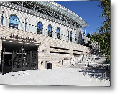 Cal Golden Bears California Memorial Stadium Berkeley California 5d24751 Metal Print