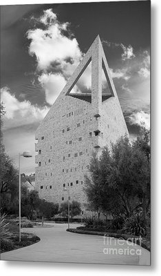 Cal Poly Pomona C L A  Metal Print by University Icons