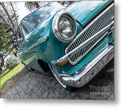 Calhambeque Metal Print