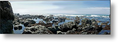 California Beach 1 Metal Print