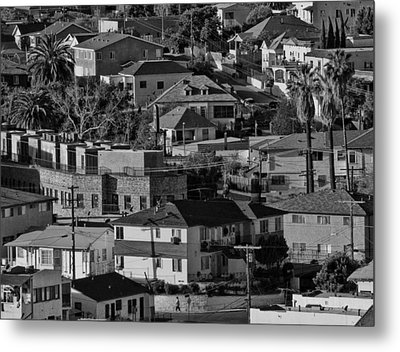 California Casbah Metal Print