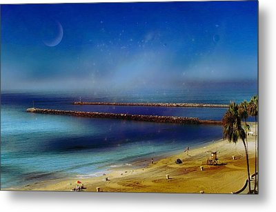 California Dreaming Metal Print by Tammy Espino
