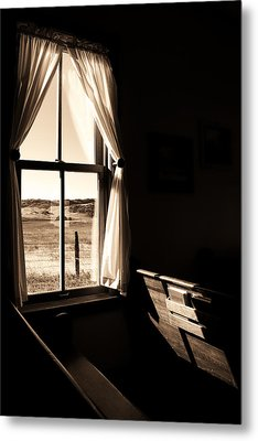 Metal Print featuring the photograph Call To Worship by Jim Garrison