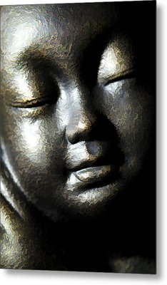 Calm Metal Print by Brian Davis