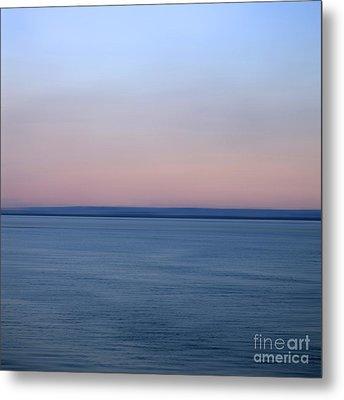 Calm Sea Metal Print by Bernard Jaubert