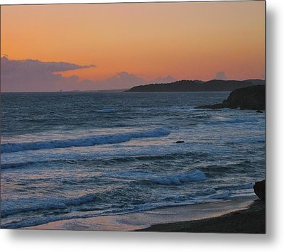 Metal Print featuring the photograph Cambria by Angela J Wright